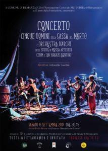 Concerto 5 uomini e orchestra